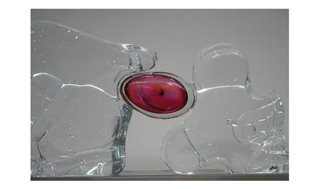 Entre Deux Fabienne Picaud verre