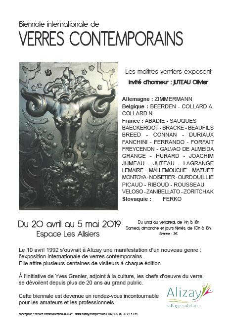 Biennale ALIZAY 2019